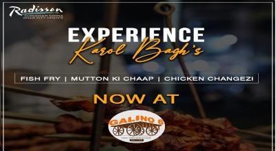 Delhi Street Food Fiesta @ Gali No. 6