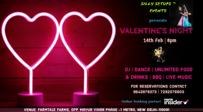 Valentine's Party 2020 , NEW DELHI