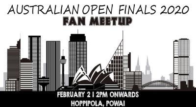 Fan Meet: Australian Open Finals 2020 At Hoppipola Powai