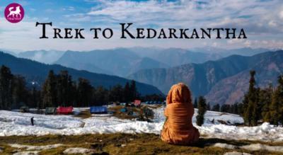 HikerWolf - Trek to Kedarkantha