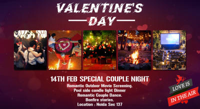 Valentine's Day Special Couple Night