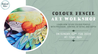 Colour Pencil Art Workshop