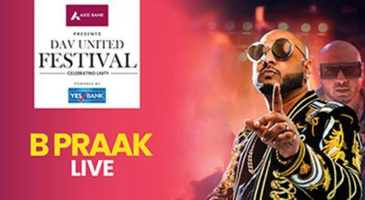 B Praak Live show