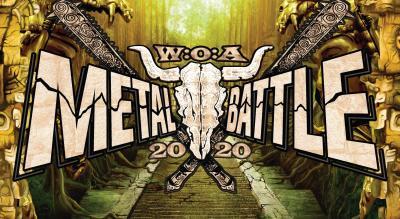 Wacken Metal Battle, East India (headlined by Kryptos)