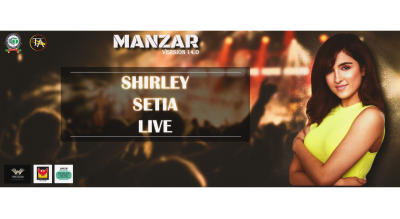 Shirley Setia Live in Mumbai