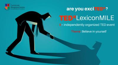 TEDxLexiconMILE