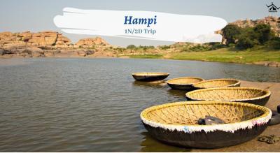 WanderOn Hampi Weekend Trip