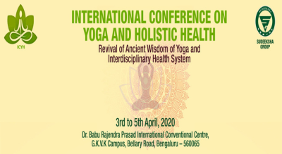 International Conference On Yoga and Holistic Health