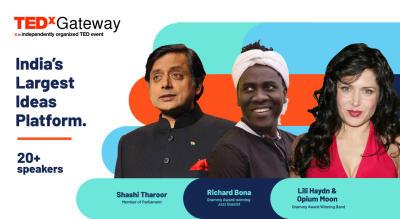 TEDxGateway February 2020