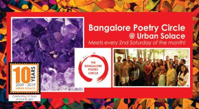 The Bangalore Poetry Circle @ Urban Solace - February 2020 Meet