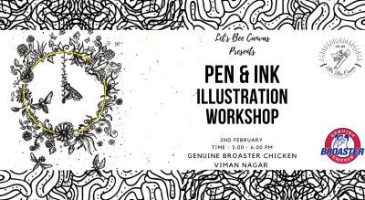 Pen and Ink Illustration Workshop
