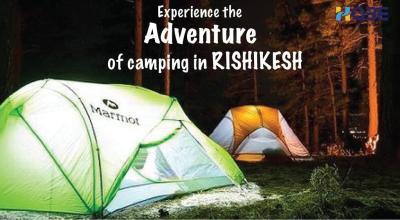 Camping @ Rishikesh