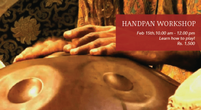 Handpan Workshop - Learn How To Play
