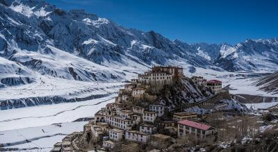 Spiti Valley in Winters