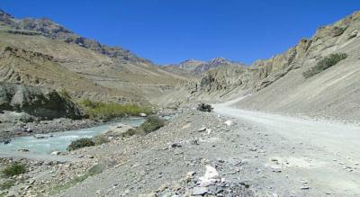 Bike Road Trip To Spiti Valley
