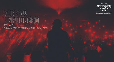 Sunday Unplugged ft. KA19