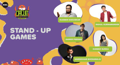 Stand-up Games | The Circuit Comedy Festival, Bengaluru