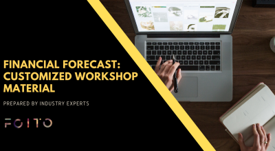 Financial Forecast: Customized Workshop Material