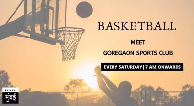 Basketball Meet At Goregaon Sports Club, Malad