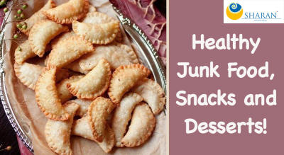 Healthy Junk Food, Snacks and Desserts!