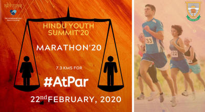 Hindu Youth Summit'20 Marathon