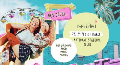 The Lil Flea Delhi February 2020 Edition
