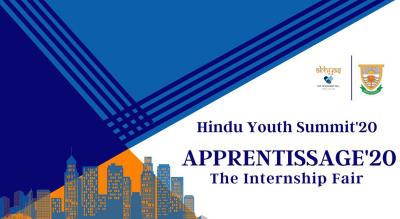Hindu Youth Summit'20 Apprentissage, The Internship Fair