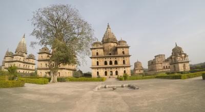Madhya Pradesh Backpacking Trip to Orchha Panna Khajuraho