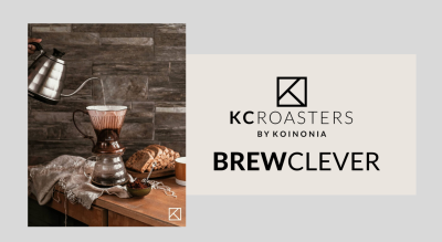 BrewClever with a Clever Dripper