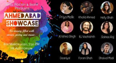 Ahmedabad Showcase