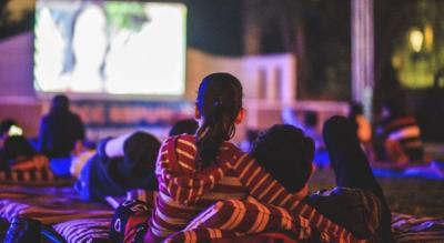 Open Air Cinema - A Bollywood Special