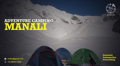 Adventure Camping  Manali