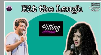 HittingArrows: Hit the Laugh