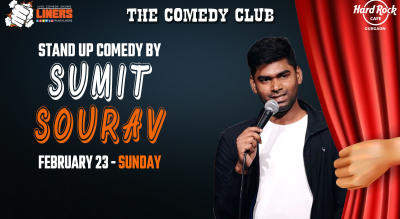 Punchliners Comedy Show ft. Sumit Sourav in Gurgaon