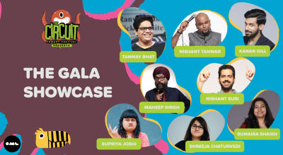 The Gala | The Circuit Comedy Festival, Delhi