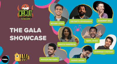 The Gala | The Circuit Comedy Festival, Bengaluru