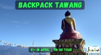 Backpack Tawang Tour