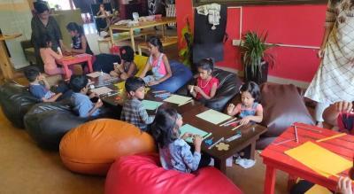 STEM Summer camp - JP Nagar
