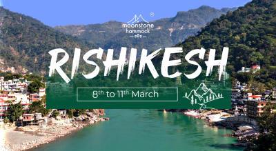 Moonstone Hammock | Rendezvous in Rishikesh