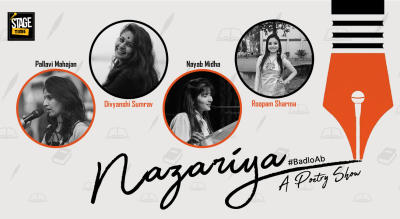 NAZARIYA #BadloAb - A Poetry Show