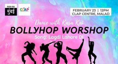 Dance with Kasa Kai - Bollyhop Theme Workshop , Malad