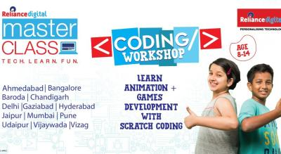 MasterClass Coding Workshop - Chandigarh