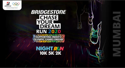 Bridgestone  'Chase Your Dream Run' 2020 | Mumbai
