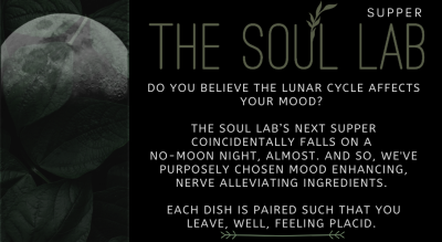 The Soul Lab Supper