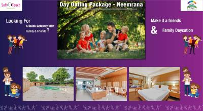 Opal Club Dayouting (Picnic) - Neemrana