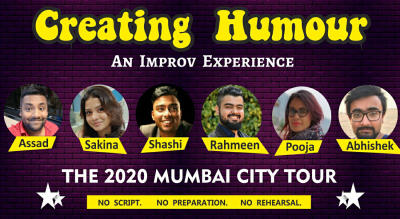Creating Humour - An Improv Experience | MCT2