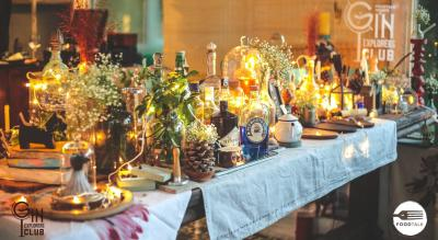 The Gin Atelier at Gin Explorers Club 3.0 by Food Talk India