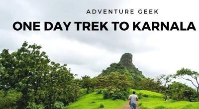 One day trek to Karnala Fort