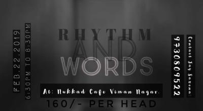 Rhythm and Words - Open Mic