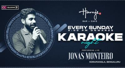 Sunday Karaoke Ft. Jonas Monteiro